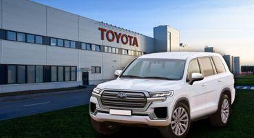 Land Cruiser 300 заморожен: Землетрясения назаводах Toyota вЯпонии замедлит выпуск внедорожника