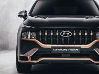 Стал ещё брутальнее: Представлен «заряженный» Hyundai Santa Fe в серии N-Line