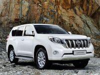 Чип-тюнинг бензинового и дизельного Toyota Land Cruiser Prado: Результатами поделились владельцы