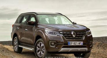 «Уничтожит» Prado: Новый «рамник» Renault представлен нарендерах