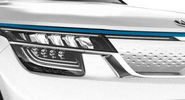Бюджетно и экологично: Электрический KIA Seltos EV представлен на рендерах