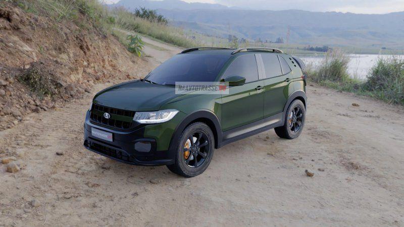 Новая «Нива»: что будет выпускать АвтоВАЗ в 2022 году :: Autonews
