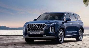 «Крузак» под 5 млн: Hyundai Palisade за4,7млн рублей покорил блогера