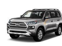Toyota раскрыла свежие подробности о Land Cruiser 300