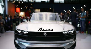 Новая «Волга» от«АвтоВАЗа»: Седан возродят ввиде купе набазе Peugeot E-Legend— мнение