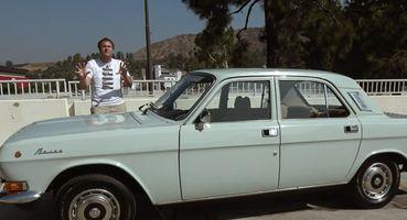 «Ужасная, жуткая, смехотворная»: «Волгу» ГАЗ-2410 раскритиковал американский автолюбитель