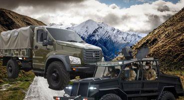 Такой «ГАЗ» недля трасс: Бронемобиль набазе «Садко» создали узбекские военные