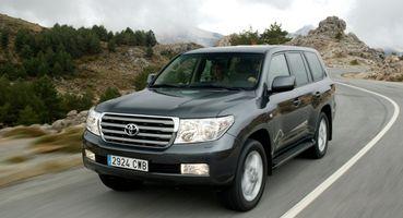 Когда нехватает на«Крузак»: ТОП-3 китайских альтернативы Toyota Land Cruiser 200