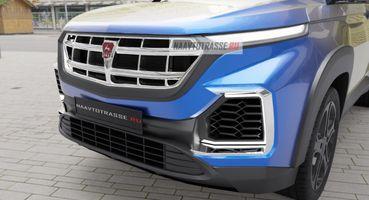 Проще «китайца» взять: Внедорожник набазе ГАЗ-3110 представлен нарендерах