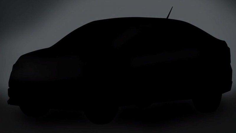 Тизер Renault Logan 2021
