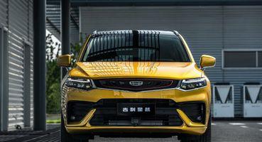 Внешне «китаец», внутри «европеец»: Чем кросс-купе Geely Tugella удивит водителей