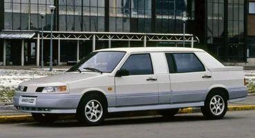 «Для свадьбы вДагестане»: Люксовый лимузин изВАЗ-21099 вспомнили вСети