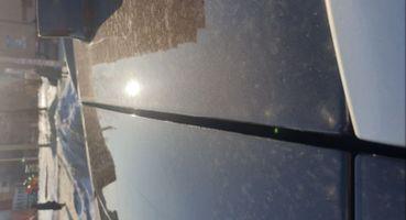 Vesta SWCross недля зимы: Поцарапанную кромку багажника LADA показал автомобилист