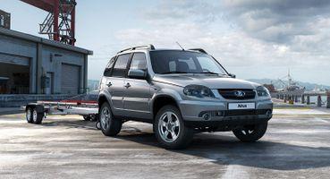 Из Chevrolet в LADA за 500 рублей: «Ленивые доработки» Niva от «АвтоВАЗа» рассмешили водителей