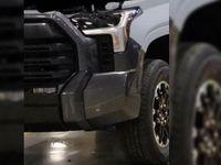 «Уродец» без V8: Первое фото Toyota Tundra 2022 попало вСеть