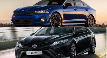 «Корейцы начали делать вещи»: Чем KIA K5 «уделывает» Toyota Camry, рассказали вСети