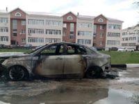 Горит ясно, чтобы непогасло: Новый повод возгорания LADA Vesta нашёл житель Чебоксар