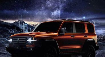 Новый WEY P01 оказался подозрительно похож на Ford Bronco