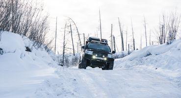 Проходимец для Арктики: Подготовленный Toyota LC200 показал российский тюнер