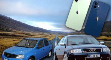 Без 5G, но тоже «летают»: Logan, Rio и другие авто со «вторички» по цене новых iPhone 12
