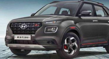 От новой обивки до эмблемы «Спорт»: ТОП-5 отличий Hyundai Venue Sport от стандартной модели