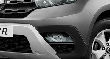 Дождались, но не того: Новый Renault Duster FL для России показан на рендерах