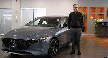 Mazda3 2021 получила турбомотор и полный привод