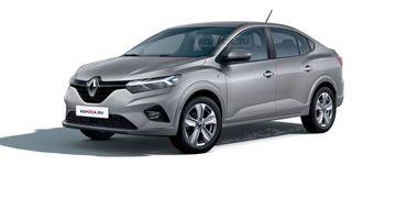 «Веста наминималках»: Renault Logan 2021 показан напервых рендерах