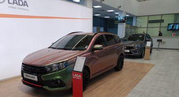 LADA Vesta SWза1,4млн рублей: «Бесполезную новинку» отдилера высмеяли водители