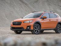 Subaru дразнит тизером нового кроссовера Crosstrek Sport 2021