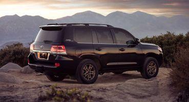 Составлен ТОП-5 мировых конкурентов Toyota Land Cruiser