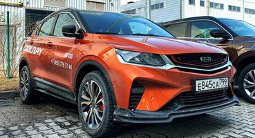 Volvo внутри ненашли: Geely Coolray «покосточкам» разобрали автомеханики