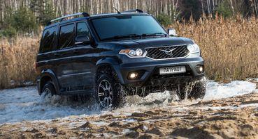 Лучше управляется, но ломается так же: Владелец УАЗ «Патриот» рассказал о недостатках обновленной модели