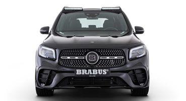 Mercedes-Benz GLB получил тюнинг от Brabus
